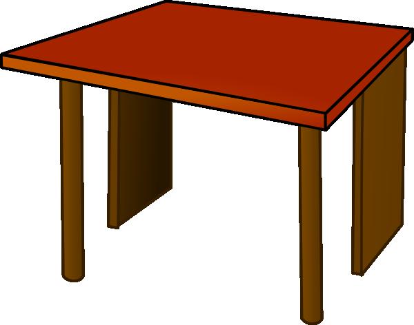 Desk clipart transparent Table Images Free Clipart Panda