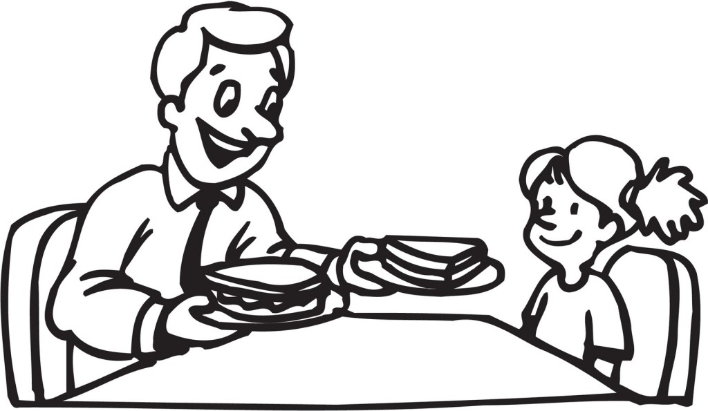 Mommy clipart deed #1
