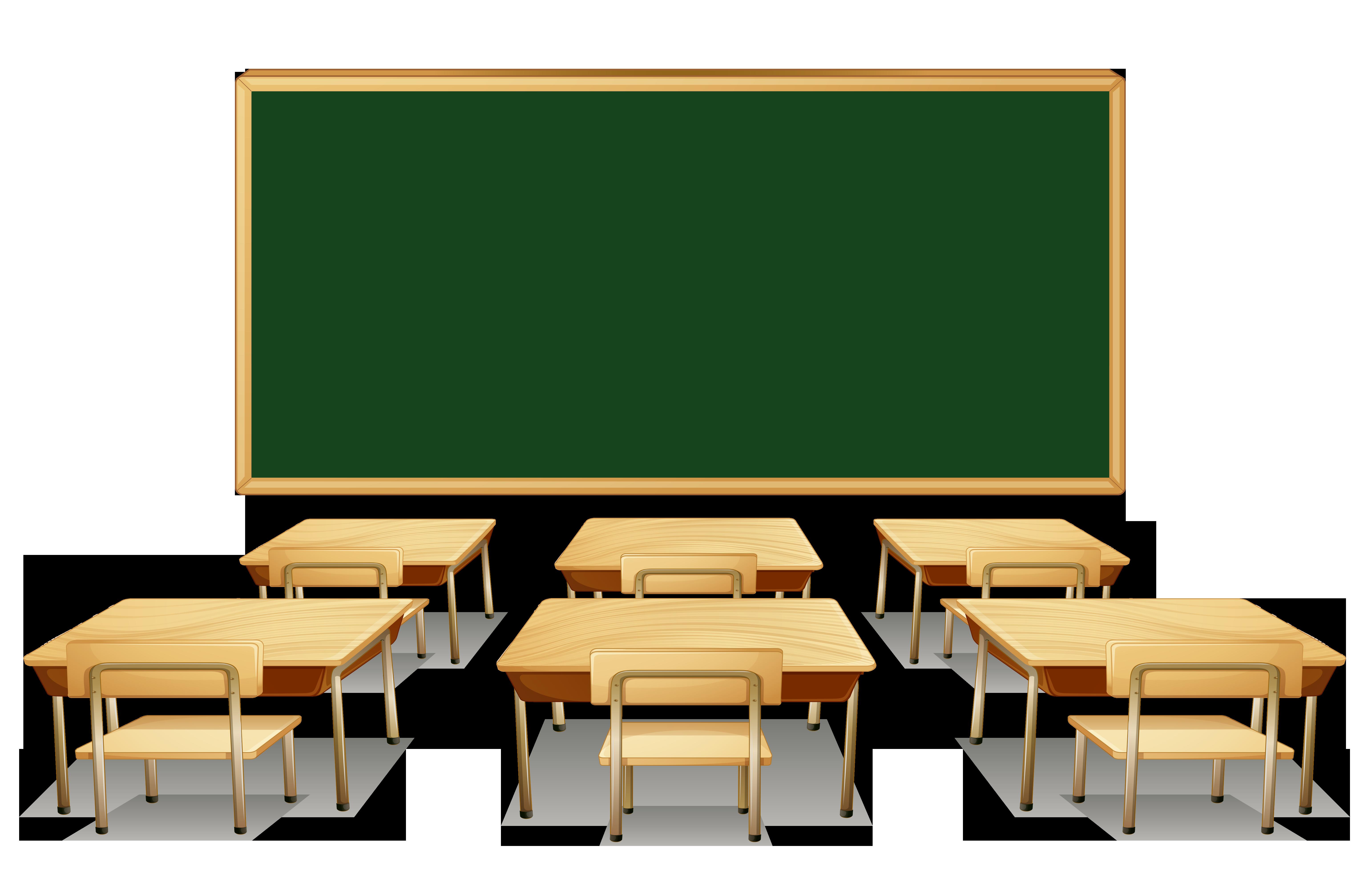 Desk clipart elementary school classroom Kindergarten  free classroom com