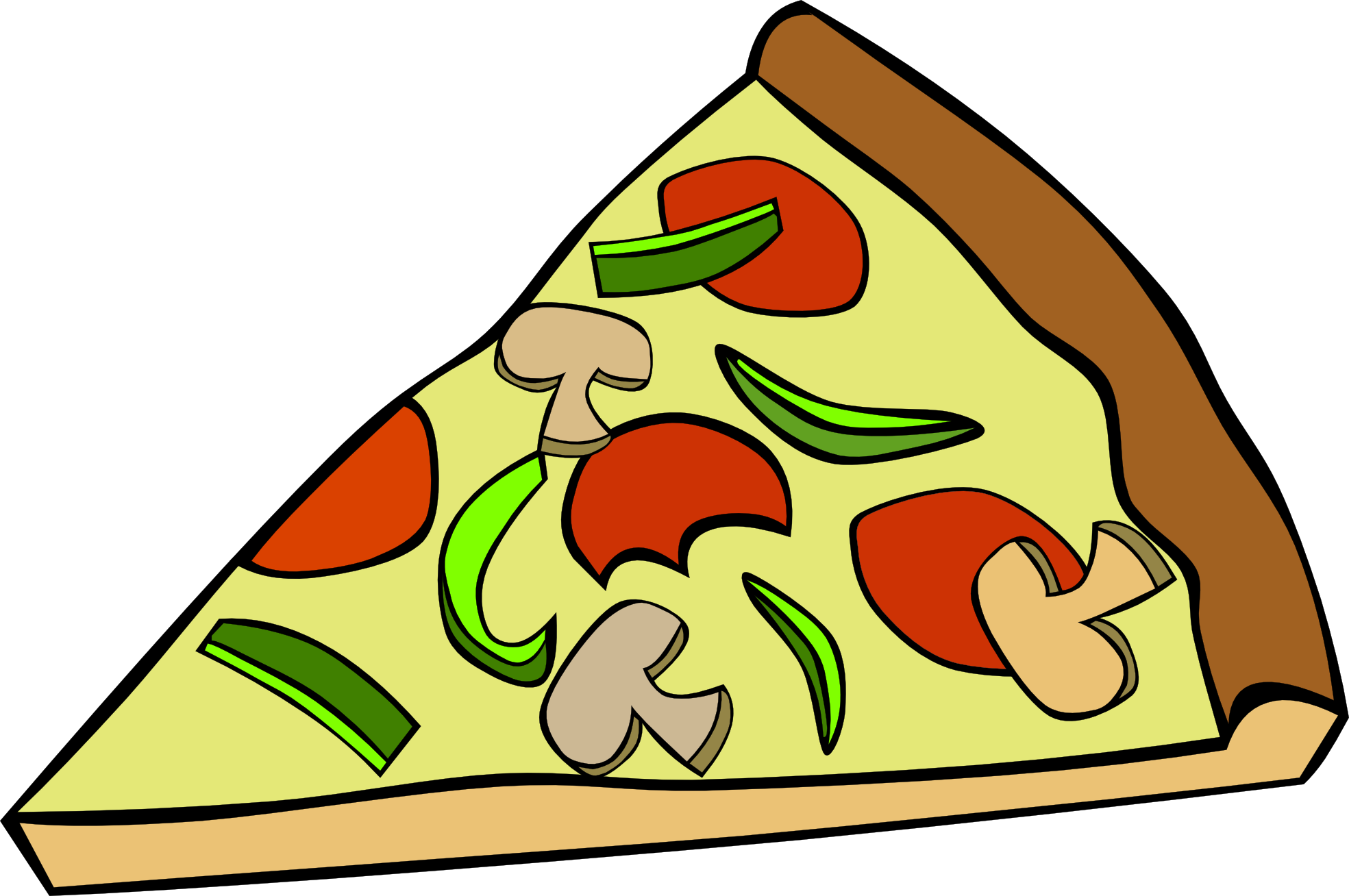Sandwich clipart triangular Tray Lunch Table Clipart Tray