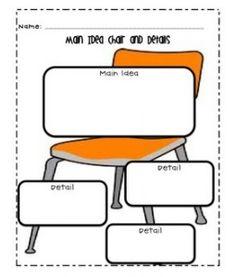 Notice clipart main idea Main teach example details