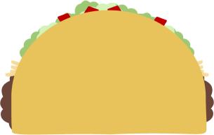 Taco clipart Taco Art Taco Taco Image