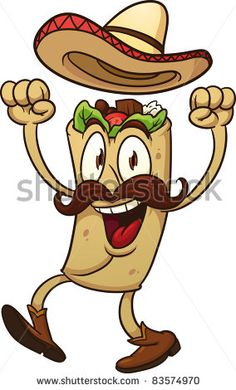Taco clipart cafeteria food Clipart Free mexican Art title=No