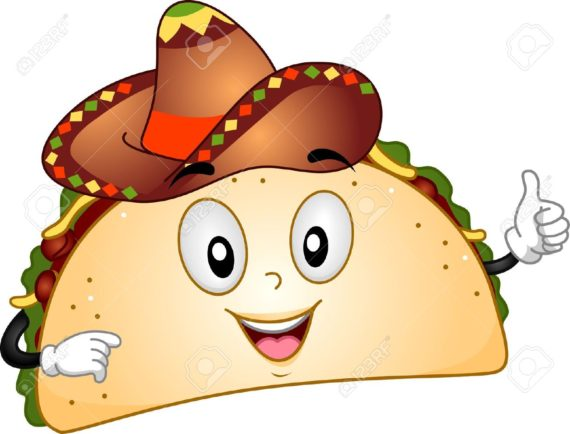 Taco clipart cute Tacos art Free Clipart