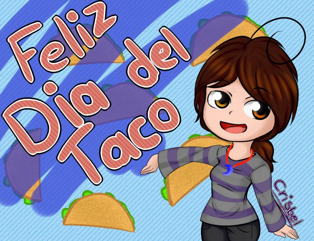 Taco clipart del taco DIA 31 TACO TACO DEL