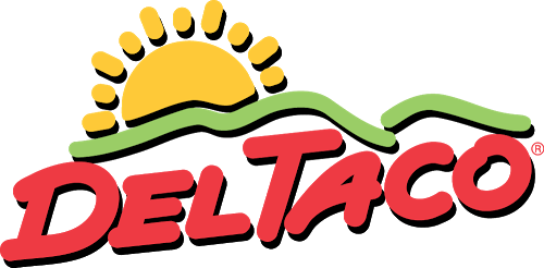 Taco clipart del taco Del Source: Branding The logo: