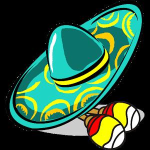 Taco clipart fiesta Clip Clip Art Art Fiesta