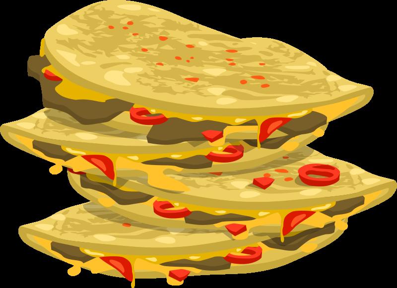 Taco clipart quesadilla Clipart Spicy Clipart klejonka QuesadillaQuesadillas