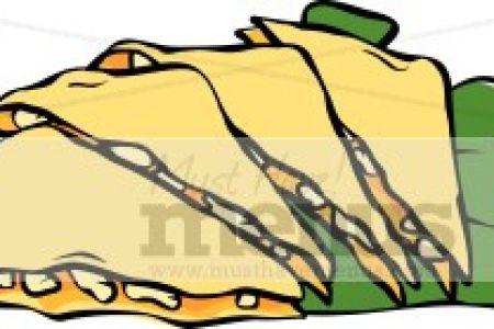 Taco clipart quesadilla Mean Royalty Quesadilla clipart Tortilla