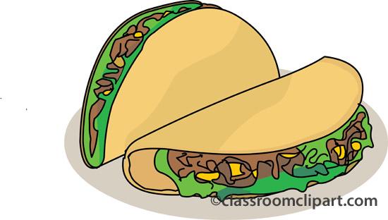 Taco clipart cute Tacos Taco Etsy clipart clipart