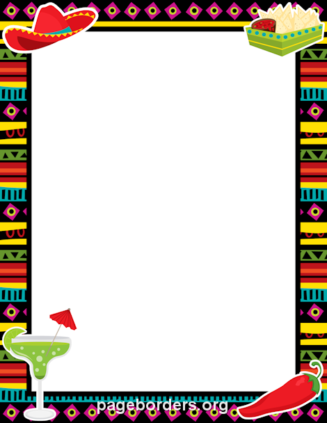 Cruise clipart border Use Word creating in programs