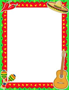 Decoration clipart mexico PDF Invitation Free Mexican PNG