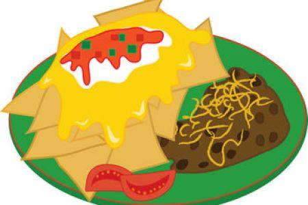 Tacos clipart mexican restaurant Mexican Vector  of cliparts