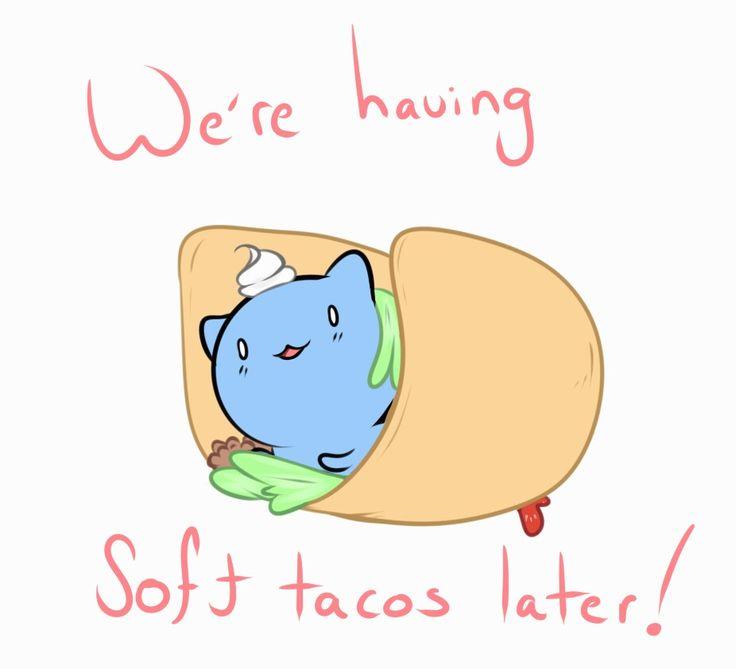 Tacos clipart soft taco Best #softtacos 20+ #catbug Pinterest