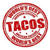 Tacos clipart soft taco Art stamp Royalty Taco Tacos