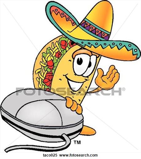 Tacos clipart soft taco IMGFLASH Clip Art Tacos Tacos
