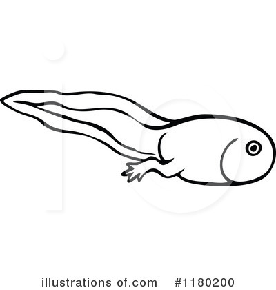 Tadpole clipart Free #1180200 Vintage Royalty by