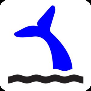 Tail clipart Art Blue Clip art Tail