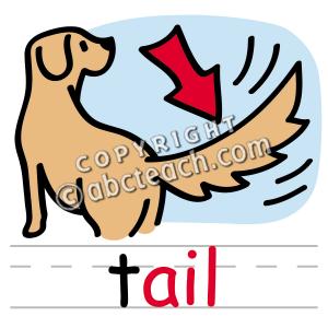 Tail clipart Clipart Tails Clipart Free Clipart