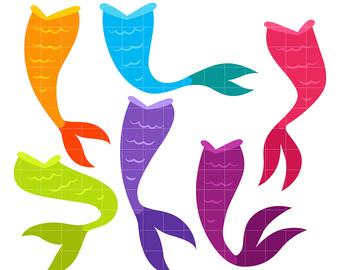 Tail clipart Art Mermaid Making clipart Card