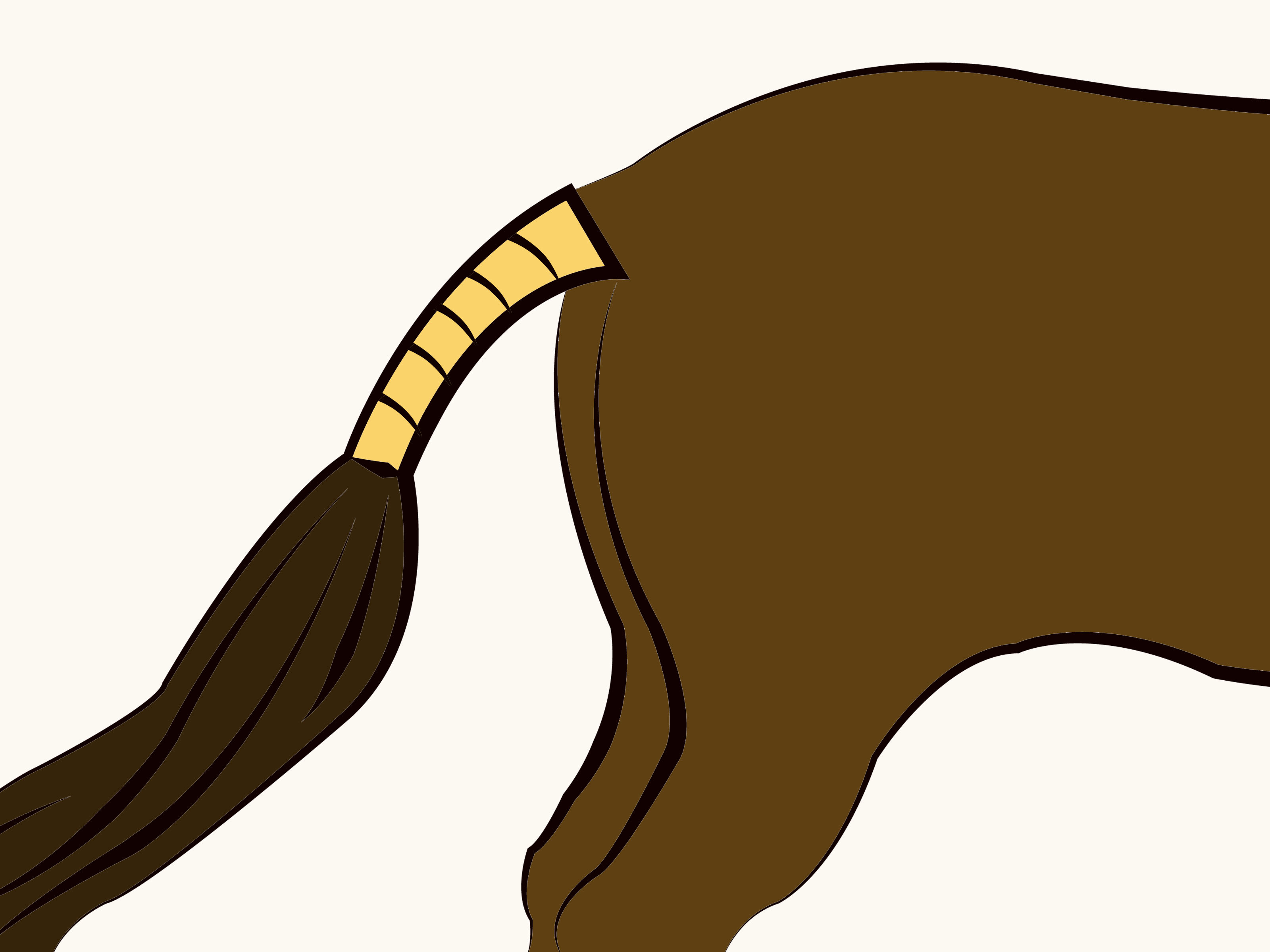Tail clipart Horse Horse Tail Clipart tail