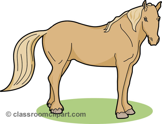 Horse Racing clipart animal tail Tail Horse Clipart Tail Clipart