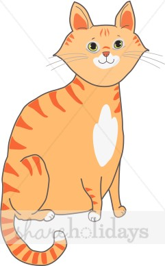 Big Cat clipart kitty cat Cat Party Clipart Kitty Clipart