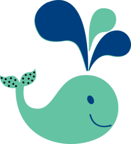 Ocean clipart free use Art Clip Whale Clip at