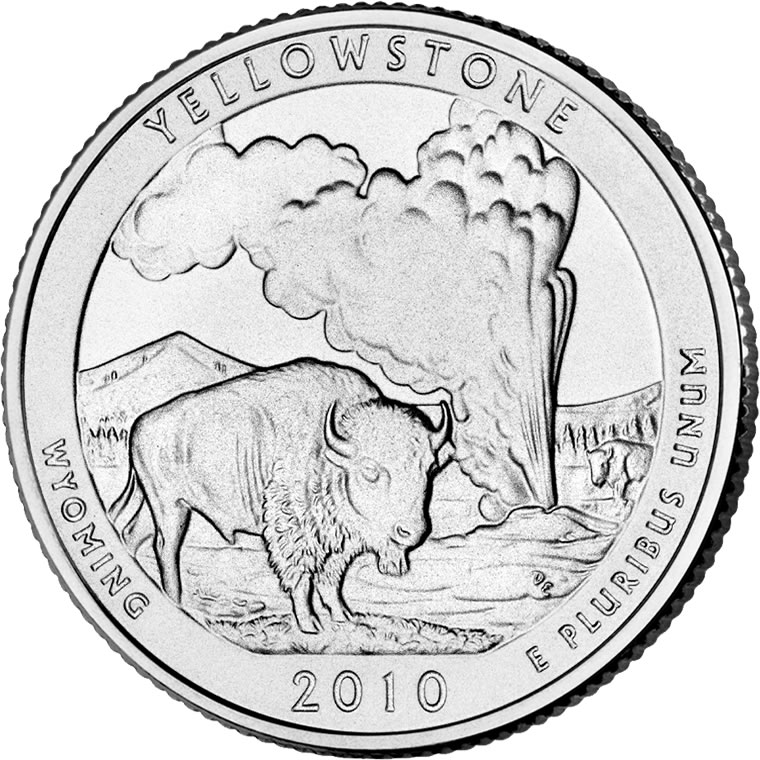 Yellowstone clipart naturalist Clipart Clipart Tails Quarter Quarter