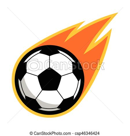 Sport clipart tail Football of sport tail comet