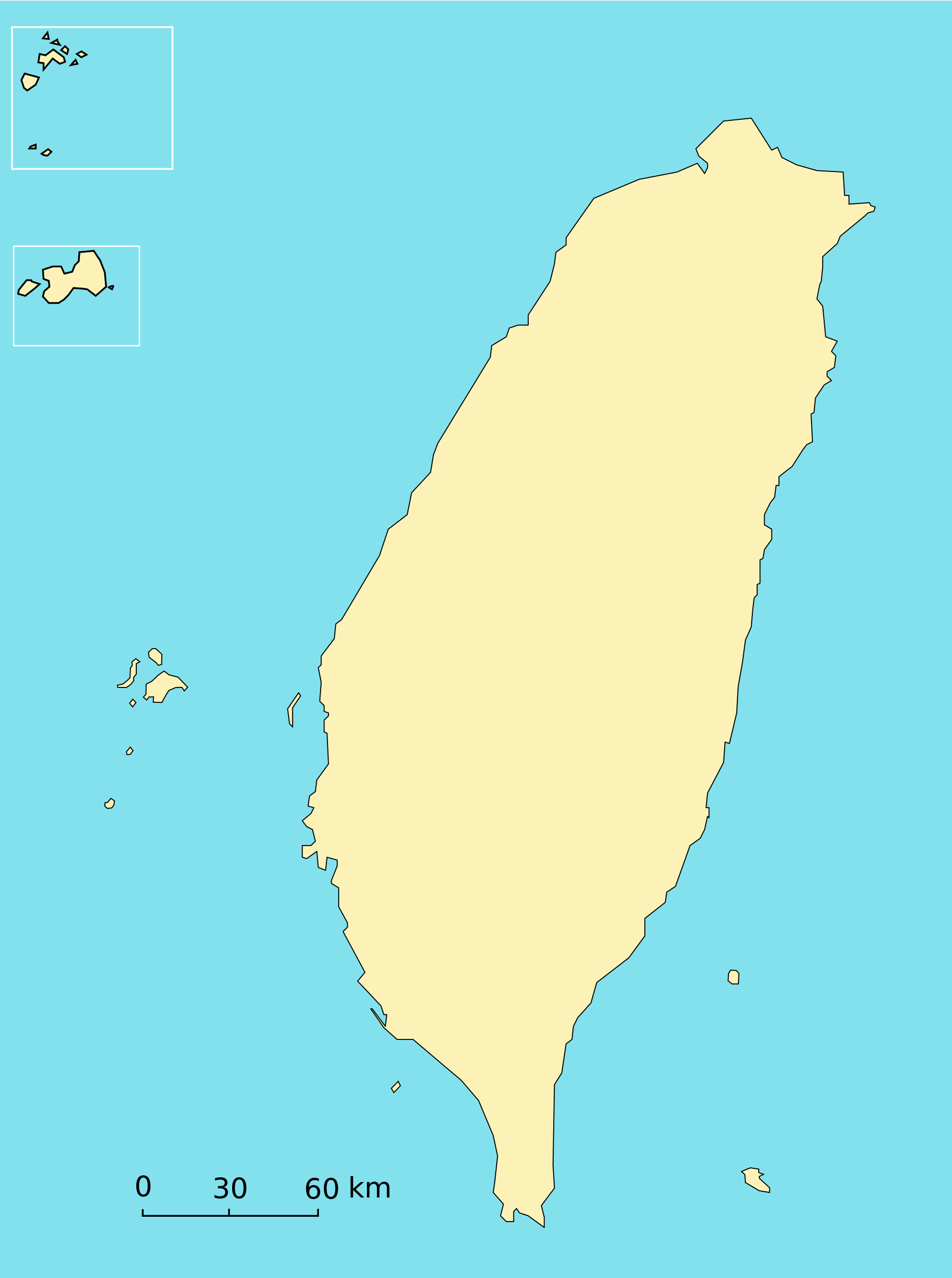 Taiwan clipart Map Clipart Taiwan Map Taiwan