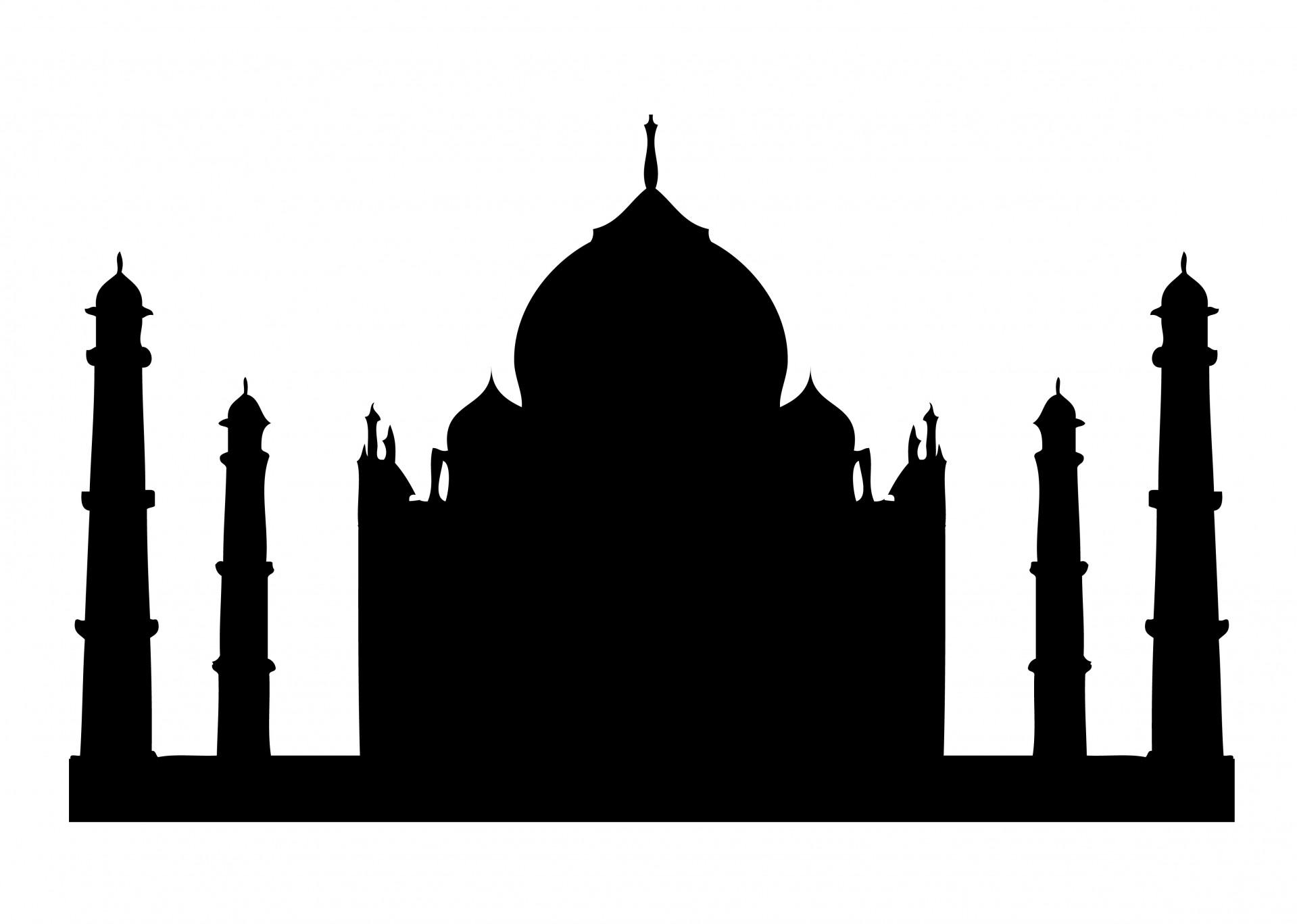 Taj Mahal clipart Domain Pictures Taj Free Public