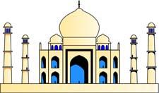 Taj Mahal clipart Clip Free Clipart Panda Art