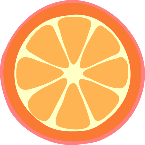 Tangerine clipart As: at Newest online Art