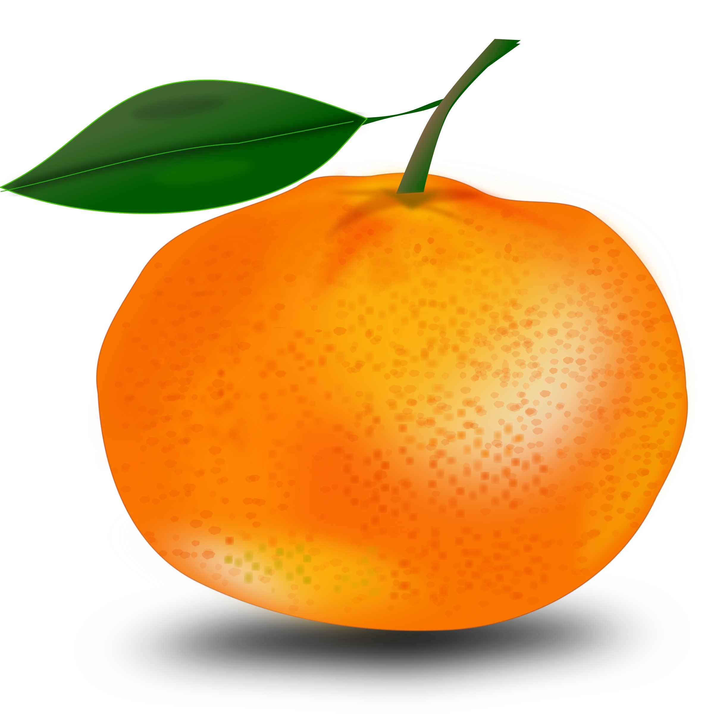 Orange (Fruit) clipart cartoon BIG orange IMAGE (PNG) Clipart