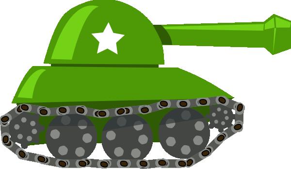 Army clipart war tank #6