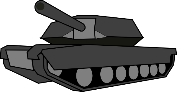 Tank clipart Image free online vector Clip