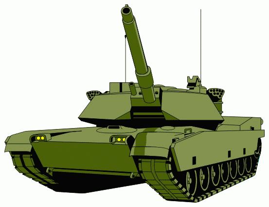 Army clipart war tank #2