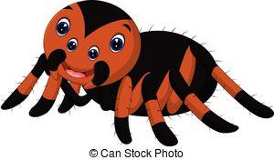 Tarantula clipart And tarantula illustration cartoon