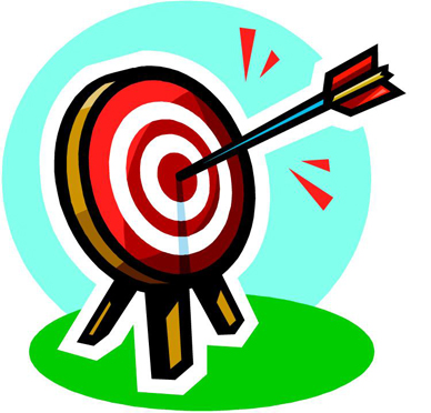 Target clipart #3
