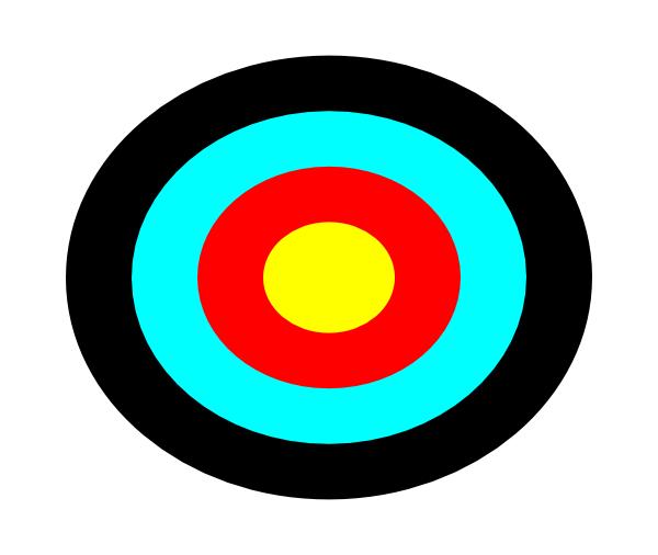 Target clipart As: Clker com Download clip