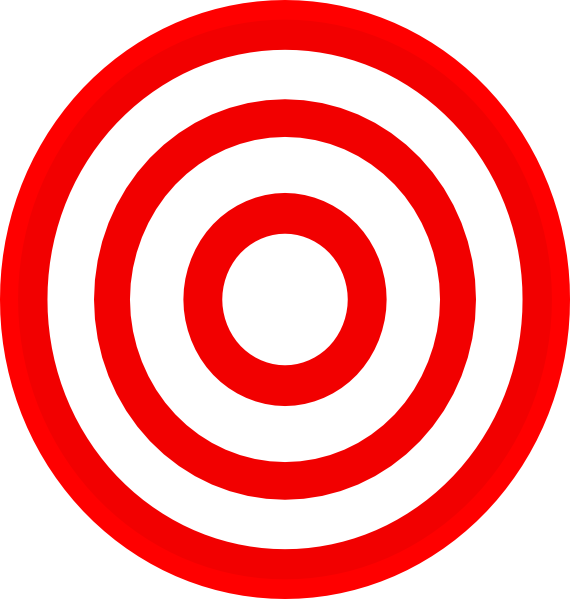 Target clipart #2