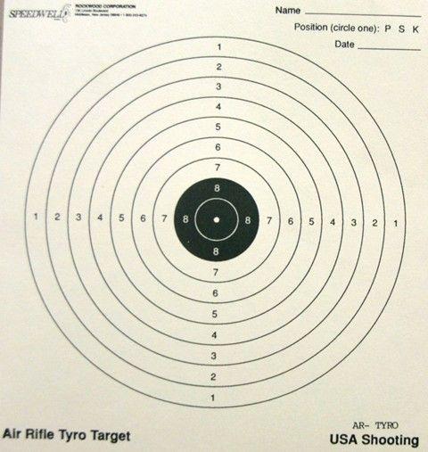 Target clipart air rifle #10