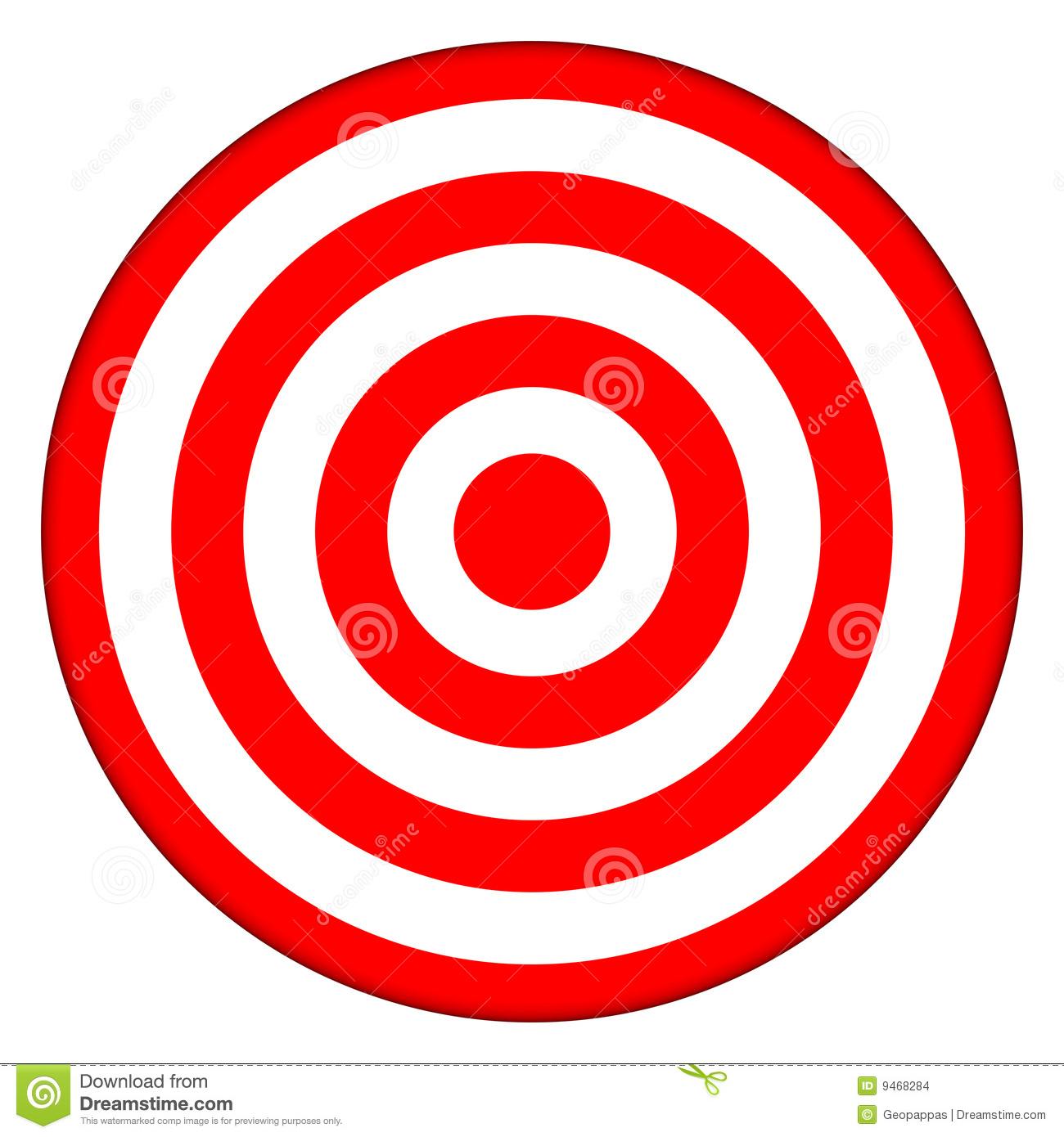 Bullseye Target Clipart Clipart Target