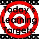 Target clipart learning #4
