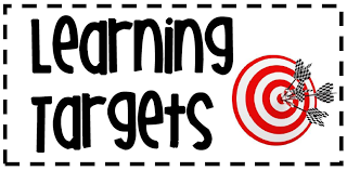 Target clipart learning #7