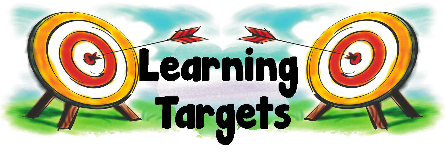 Target clipart learning #2