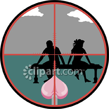 Target clipart persistent #1