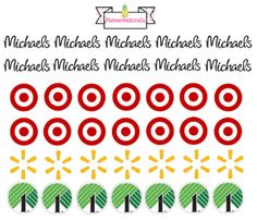 Target clipart planner By DAY Planner for Stickers: