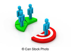 Audience clipart target audience Audience Target Illustrations  Target